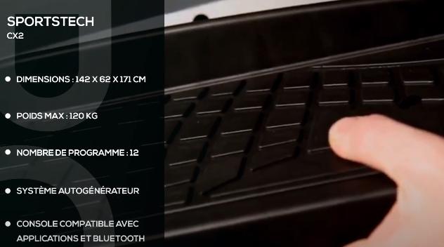 Sportstech CX2 Avis Utilisateurs